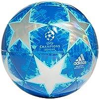 Adidas Champions Finale 18 Top Capitano Balón, Hombre, Azul, 5