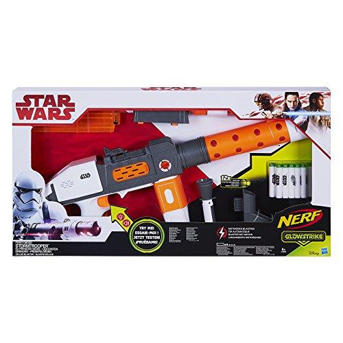 Star Wars Episode 8 Storm Trooper Deluxe in Verpackung