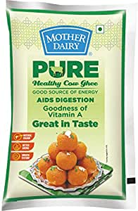 Mother Dairy Cow Ghee, 1L