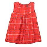 My Little Lambs 100% Viscose Red Dress F...