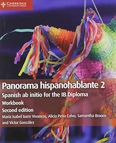 Panorama hispanohablante Workbook 2: Spanish ab initio for the IB Diploma