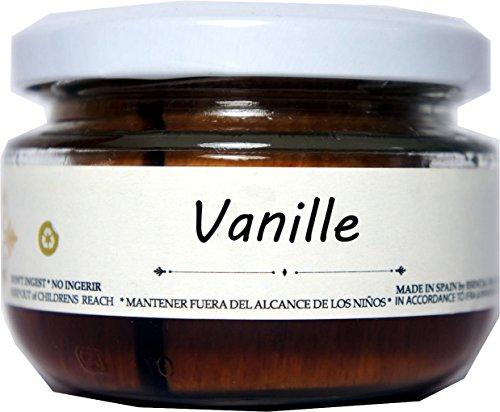 Duftglas Raumerfrischer Glas Duft Vanille