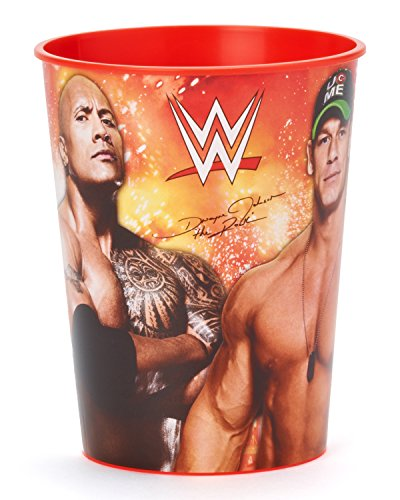 amscan-421467-wwe-plastic-favour-cups