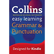 Easy Learning Grammar and Punctuation (Collins Easy Learning English) (English Edition)