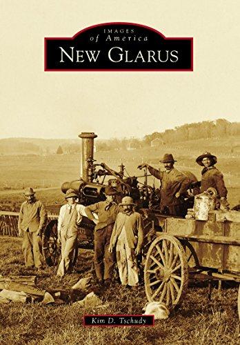 New Glarus (Images of America) (English Edition)