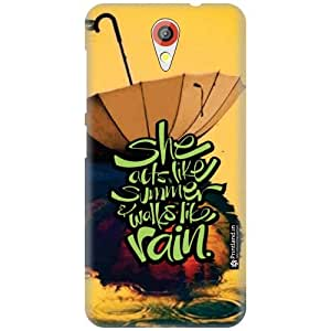 Printland Back Cover For HTC Desire 620G - Umbrella Designer Cases