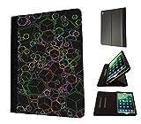 Cellbell LTD 003780 - Colourful Cubes 3D Art Design Apple ipad Pro 12.9