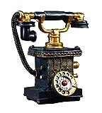 Klassisches Retro Britisches Telefon-Modell Antiquitäten Sammlungen Dekorationen