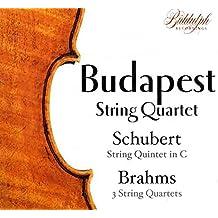 Schubert/Brahms: Streichquartette