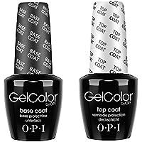 OPI-Set de dos geles de color para capa de base y capa de acabado