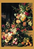 MARABU - Decoupage Papier Gothische Vase - 50x70