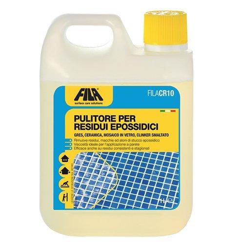 Fila CR10 (1 litre) - Epoxy Grout rückstandsfrei Reiniger (Er Flüssigreiniger)