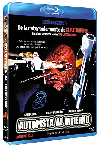 Autopista al Infierno (Highway to Hell) [Blu-ray] 51PIdNY3xdL