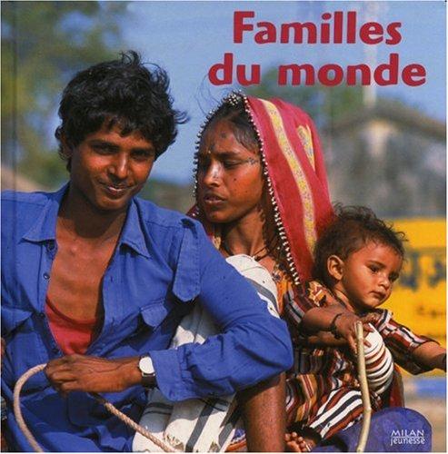 Familles du monde par Anne Lauprête
