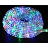 Direct-Lighting GRL-24-MT Multi-Color 24ft LED Rope Light