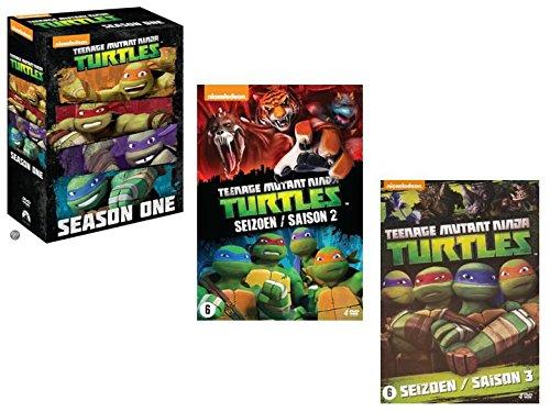 les-tortues-ninja-lintegrale-saison-1-2-3-nickelodeon-coffret-12-dvd