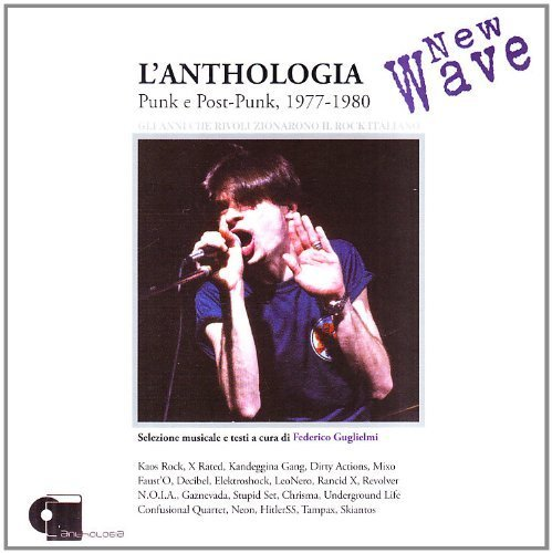 L\'Anthologia New Wave Punk E Post Punk 1977-80 D8 by L\'anthologia New Wave Punk E Post Punk 1977-80 D8