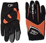 O'Neal Element MX DH Handschuhe Orange Moto Cross Mountain Bike Downhill Motorrad Glove, 0399-4, Größe Large