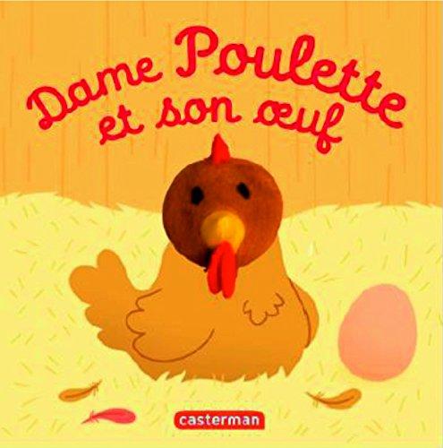 Dame Poulette et son oeuf