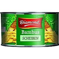 Diamond, Conserva de brote de bambú (en rodajas) - 24 de 227 gr. (Total 5448 gr.)