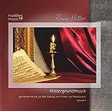 Hintergrundmusik (7)-Gemafreie Musik Fr Hotels [Import allemand]