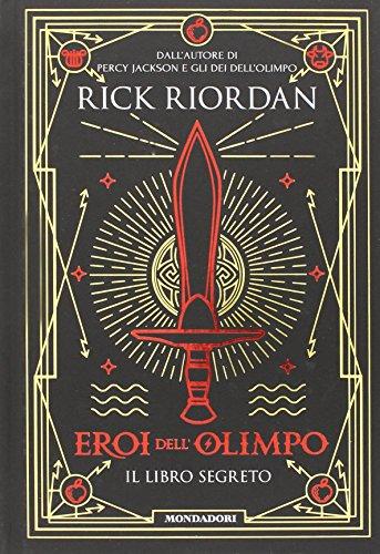 Eroi dell'Olimpo. Il libro segreto