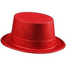 EOZY Niños Sombrero de Copa Disfraz Cosplay Brillantes para Fiesta 3084ae4ef72