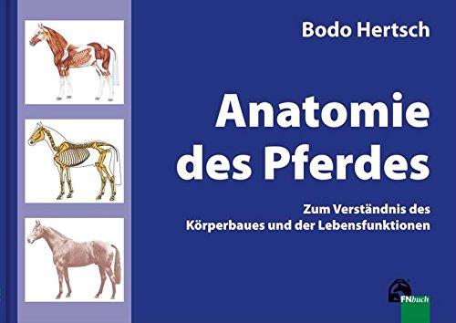 Download Anatomie des Pferdes: Zum Verständnis des Körperbaues und der Lebensfunktionen
