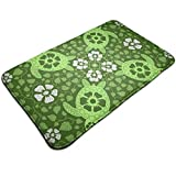 Our washable doormats are ideal for all doorsteps. free your floors from dirt and debris,make great workstation mats and are perfect for use as office indoor/outdoor mats.The long-lasting mat will not degrade over time.