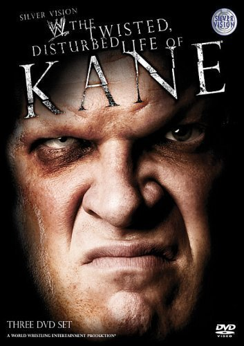 WWE - Twisted and disturbed life of Kane [3 DVDs]