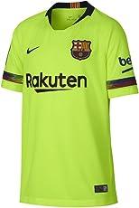 Nike Kinder Fußballtrikot FC Barcelona Stadium Away 2018/19