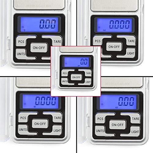 Zoom IMG-2 qka bilancia tascabile digitale di