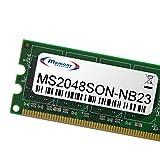 Memory Solution MS2048SON-NB23 memory module - memory modules (2 GB, Notebook, Sony VAIO VGN-AR11B, VGN-AR11M, VGN-AR11S (PCG-8V1M))