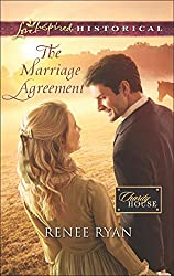 The Marriage Agreement (Mills & Boon Love Inspired Historical) (Charity House, Book 9)