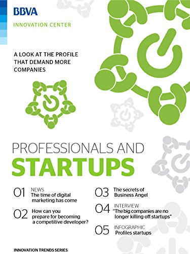 ebook-professionals-and-startups-innovation-trends-series-english-edition