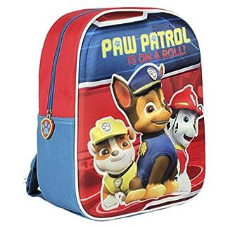 Mochila Infantil 3D Paw Patrol