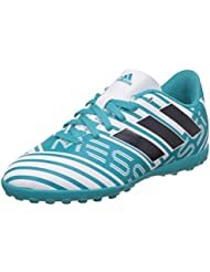 adidas Boys' Nemeziz Messi 17.4 Tf J Footbal Shoes
