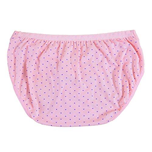 3pcs Femmes Culottes de Grossesse Maternité Taille Basse Sous-vêtements Soutien Briefs Enceintes #1