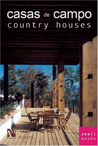 Country Houses/Casas de Campo (Smallbooks)