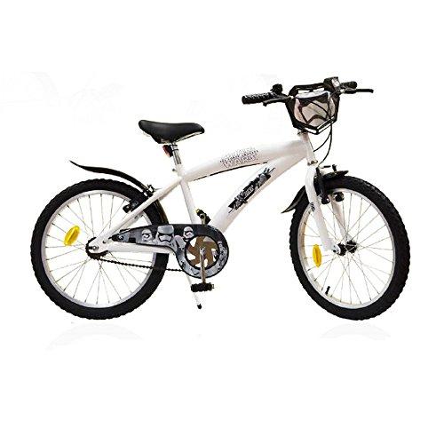 Loulomax Disney Kinder Jungen Fahrrad