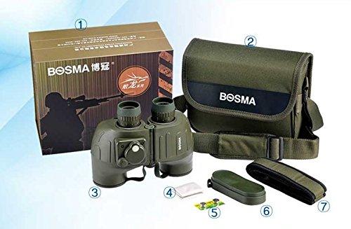 Fernglas Mit Entfernungsmesser Und Nachtsicht : Bosma dragon kompass fernglas hochleistungs nac