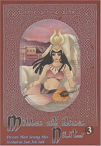 Mille Et Une Nuits Manga - Mille et Une Nuits, Tome 3
