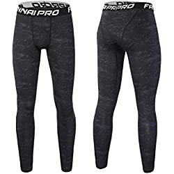 Xinantime_Pantalones de hombre ❤️Hombres Pantalones Hombre, Moda, Entrenamiento, Polainas Fitness Sports Gym Running Yoga Pantalones Deportivos Xinan (M, ❀Negro)