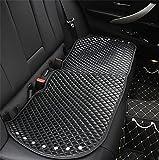 DIELIAN atmungsaktiv bequem Auto Büro Stuhl Sitzkissen Sitzbezug Sitzpolster , black 4