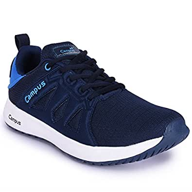 Campus County Blue Running Shoes