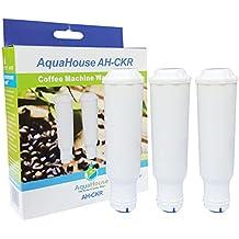 3x AH-CKR compatible para Krups F088 Gaggenau TCZ6003 TCZ60003 AEG AEL01 Cafetera Melitta Pro Aqua