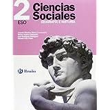 Ciencias Sociales Geografía e Historia 2 ESO Castilla-La Mancha (ESO 2007)