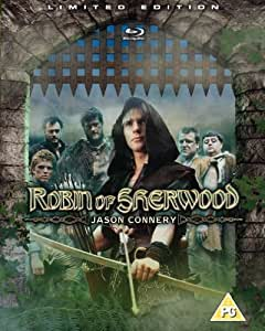 Robin of Sherwood: Jason Connery - [Network] - [ITV] - [Blu-ray] [Region Free]