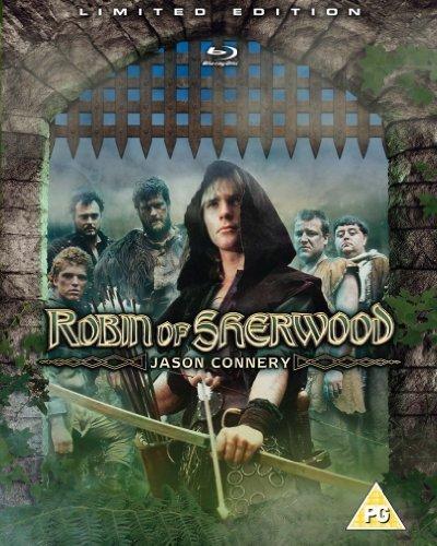 Robin Of Sherwood - Series 3 [Blu-ray]