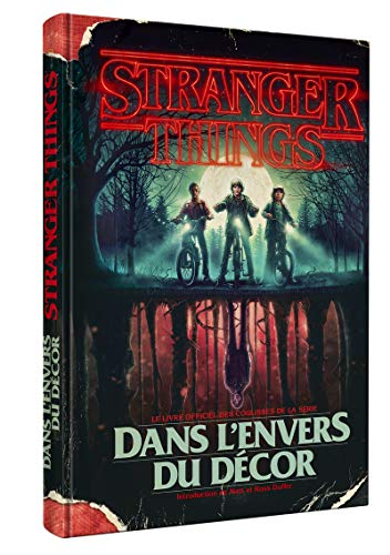 Stranger Things - Dans l'envers du décor par Collectif